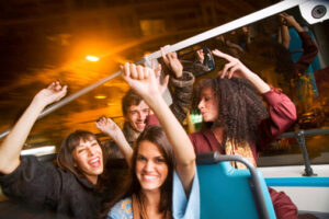 Why Sports Teams Use Party Buses